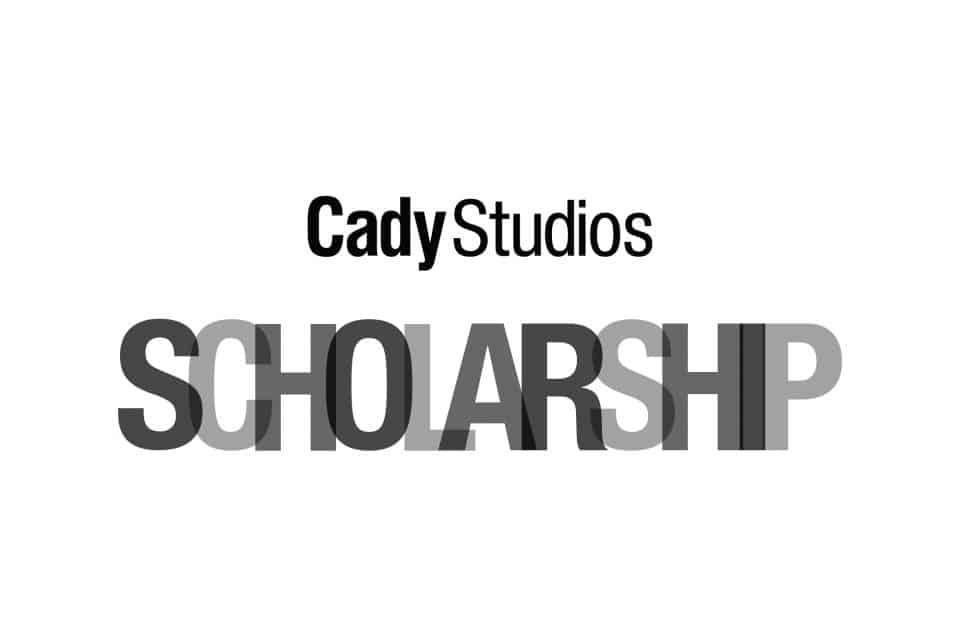 2020 Cady Scholarship