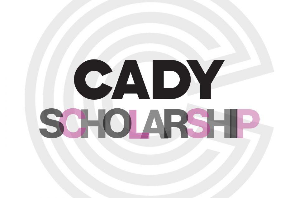 2021 Cady Scholarship